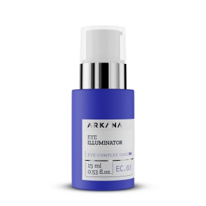 Eye Illuminator Cream Hyaluronic Acid, Vit C, Caffeine for Under-Eye Circles 15ml (0.5fl oz)