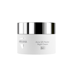 Acne QS Hacker Night Cream 50ml
