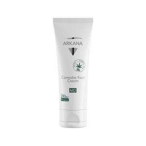 Cannabis Foot Cream 75ml (2.5fl oz)