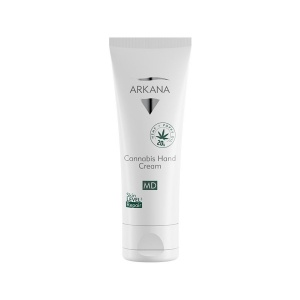 Cannabis Hand Cream 75ml (2.5fl oz)